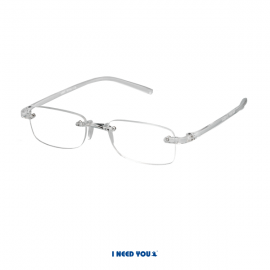 Randlose Lesebrille Light